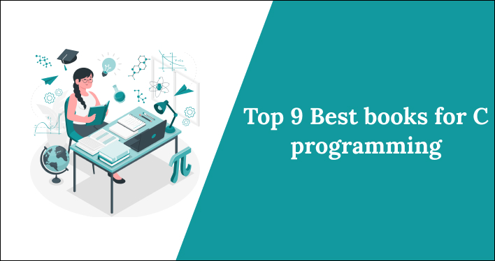 Top 9 Best books for C programming in 2021