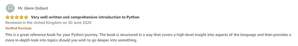 Learning Python, 5th Edition