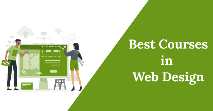best courses in web design