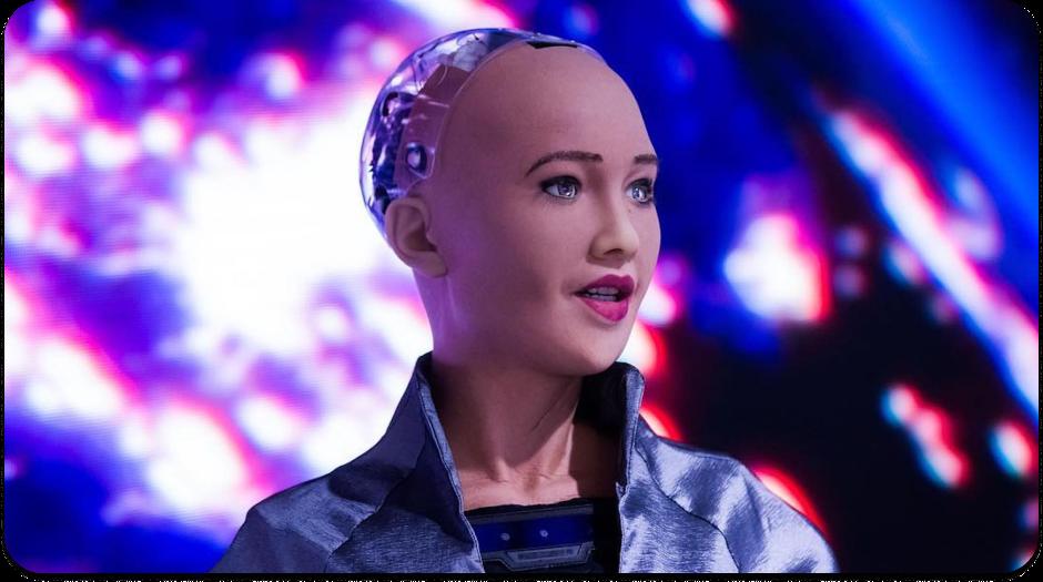 Sofia (Social Humanoid Robot)