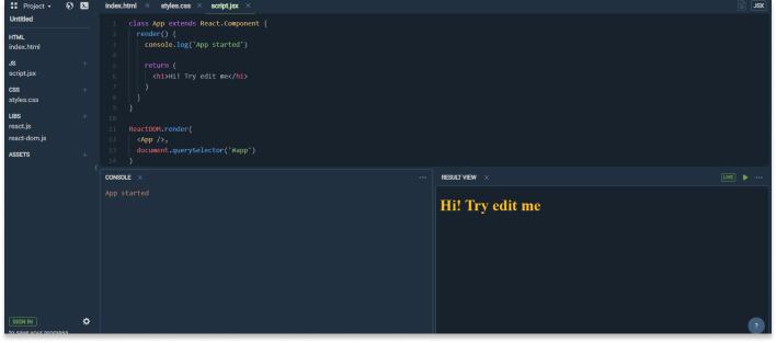 palycode screenshot