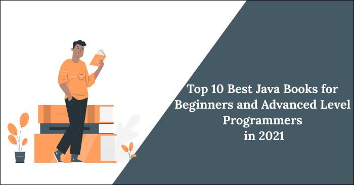 Top 10 Best Java Books