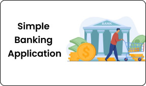 Simple Banking Application