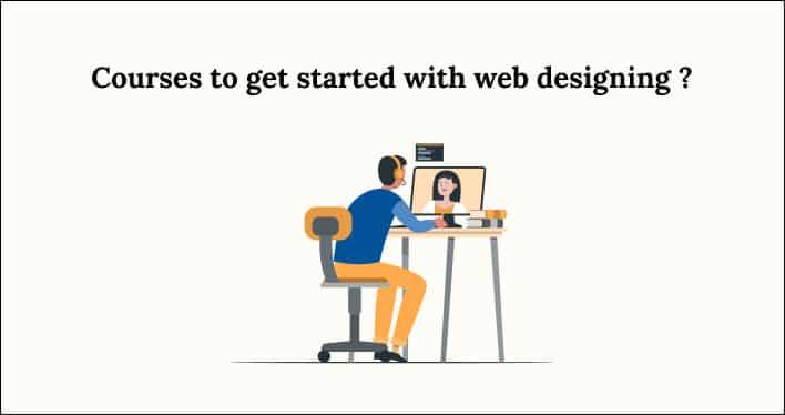 courses in web design