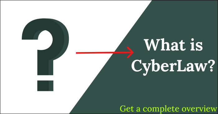 what is cyberlaw