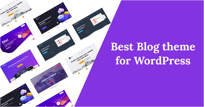 best blog theme for WordPress